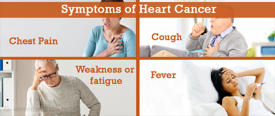 Symptoms of Heart Cancer