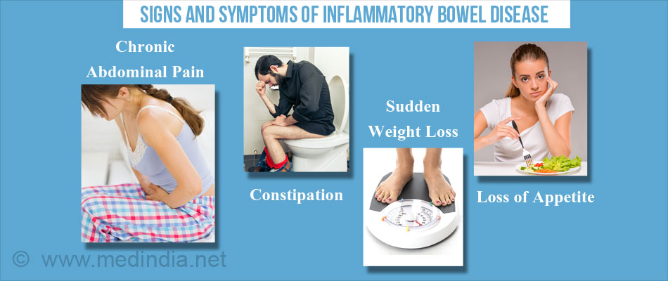 Signs and Symptoms of Inflammatory Bowel Disease