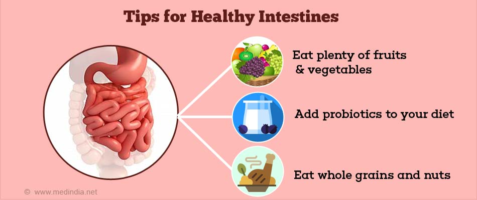 Tips for a Healthy Intestines
