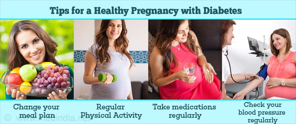 Tips For a Healthy Pregnancy With Diabetes