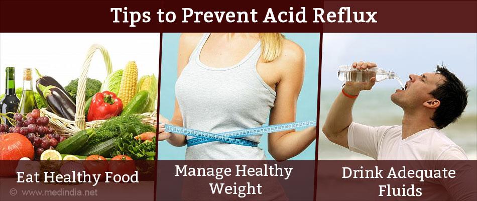 Tips to Prevent Acid Reflux