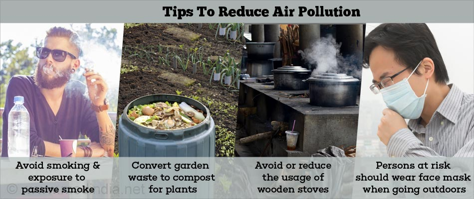 Tips to Reduce Air Pollution
