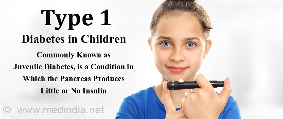 Type 1 Diabetes in Children - Causes, Symptoms, Diagnosis ...