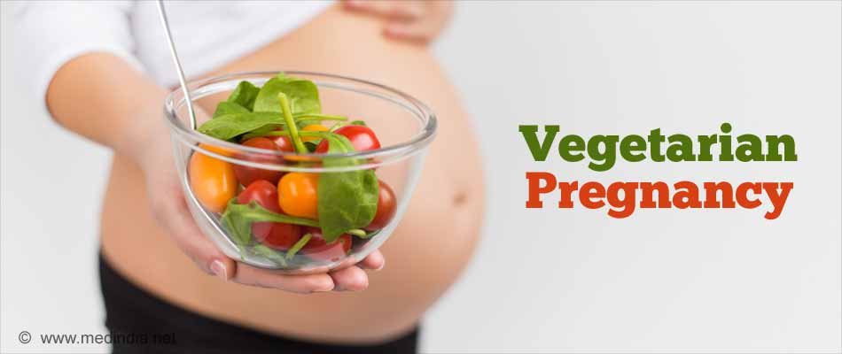 Is a Vegetarian Diet Safe During Pregnancy?