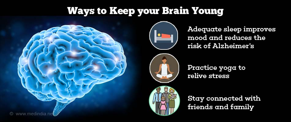 Ways to Keep your Brain Young