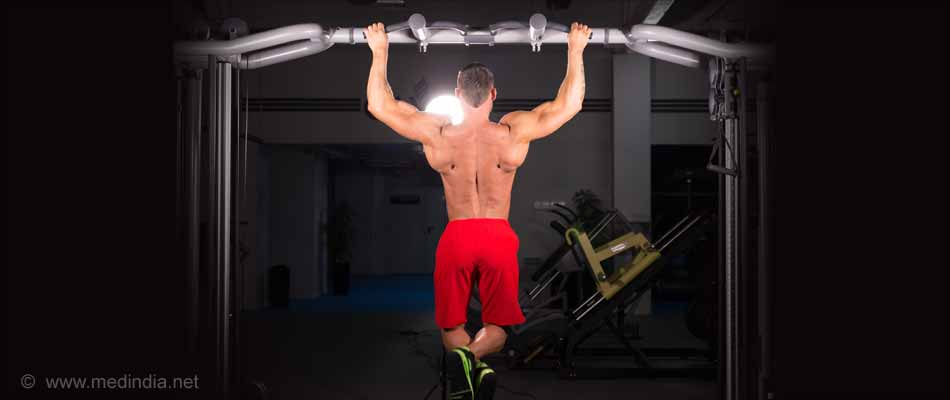 Top Workouts for Teens: Pull ups