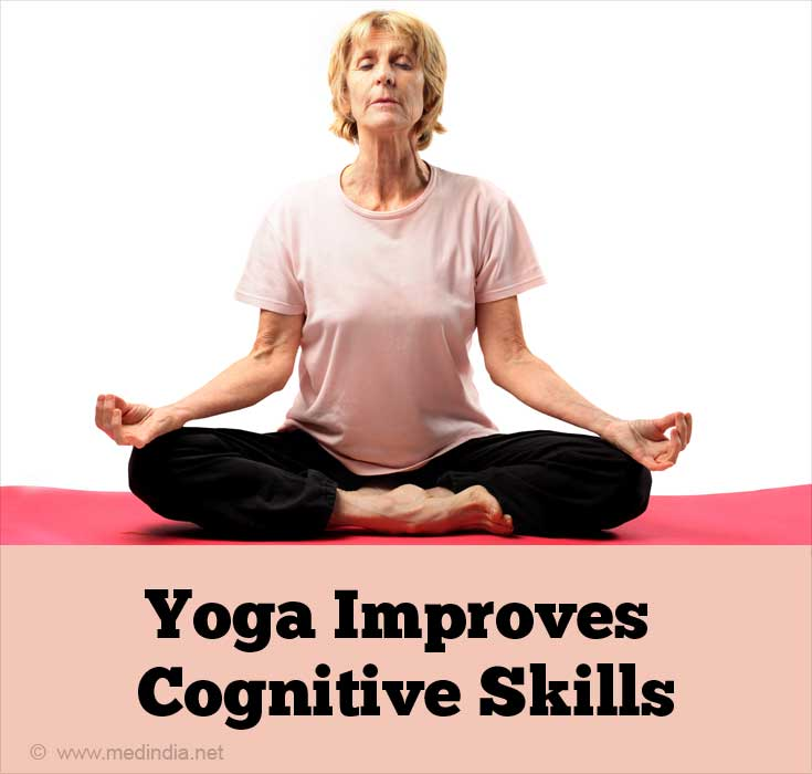 Yoga Helps to Stay Active