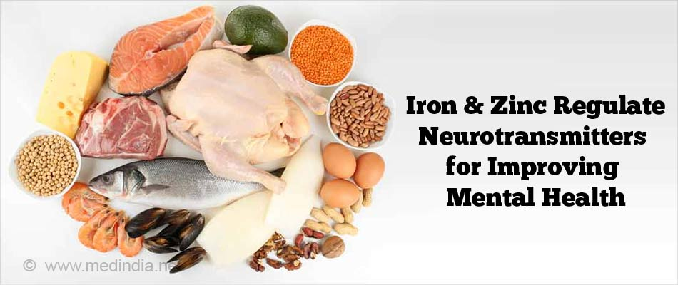 Zinc and Iron Boost Mental Strength