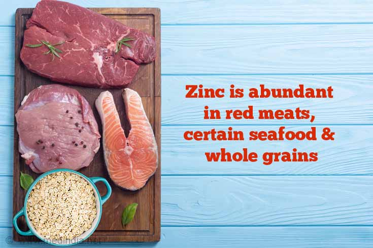 Foods High in Zinc / Zinc Rich Foods