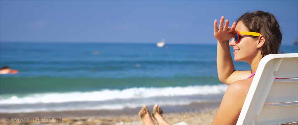 Top 7 Health Benefits of Going to the Beach
