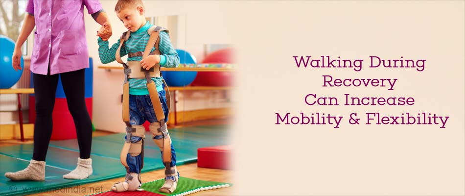 Walking During Recovery Can Increase Mobility & Flexibility