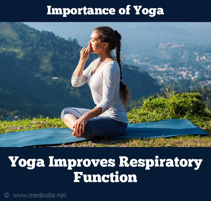 Importance Of Doing Yoga  Benefits Of Yoga  Medindia Benefits Of Yoga  Improves Respiration