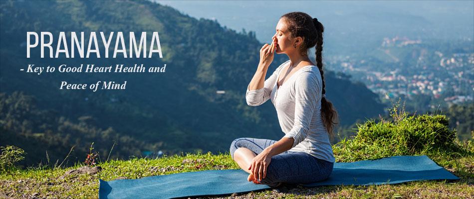 Pranayama Essential Part Of Yoga