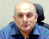 Prof. Krishna G Seshadri
