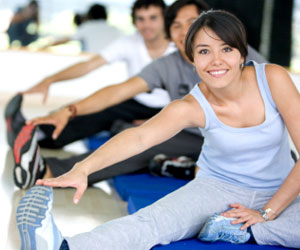 Exercise and Fitness - Benefits - Classification - Options - Kick Off