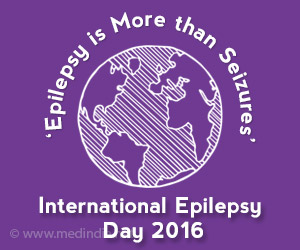 International Epilepsy Day 2016 'Epilepsy is More than Seizures'