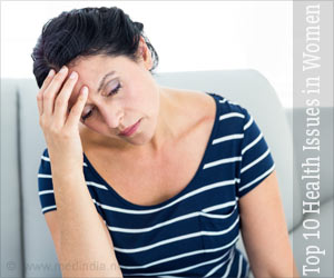 Top 10 Health Issues in Women