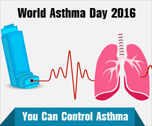 World Asthma Day 2016 - ''You Can Control Asthma''
