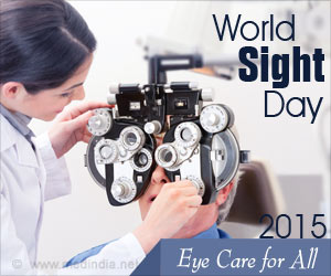 World Sight Day 2015 - Eye Care for All