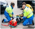 Trauma Care - performing CPR
