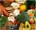 Fiber Content of Nuts, Fruits and Vegetables - Checklist