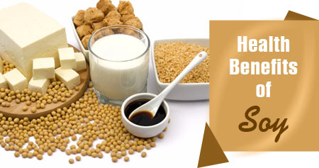Health Benefits of Soybean