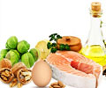 Omega 3 Fatty Acids - Health Benefits Food Supplements