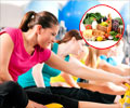 Pre and Post Exercise Nutrition