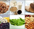 Vegan Diets Are Rich in Proteins
