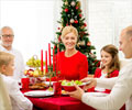 Top 10 Tips For A Healthy Christmas