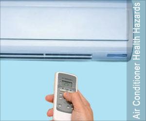 Air Conditioner Health Hazards