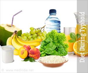 Diet during Typhoid