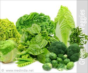 Dark Green Leafy Veggies - A Dietary Must