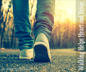 Who Else Wants to Know How Walking Helps Heart and Brain?