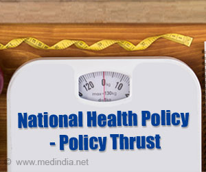 National Health Policy - Policy Thrust