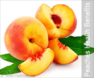 Health Benefits of Eating Peaches