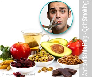 Antioxidants to Help You When You Quit Smoking