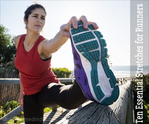 Ten Essential Stretches for Runners