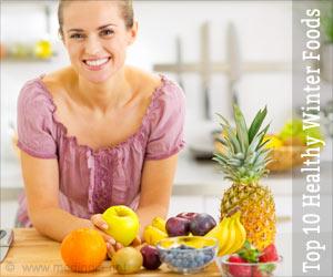Top Ten Healthy Winter Foods
