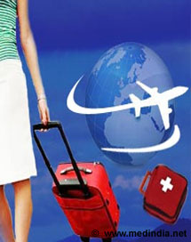 Travel & Health Tips - Prevent DVT