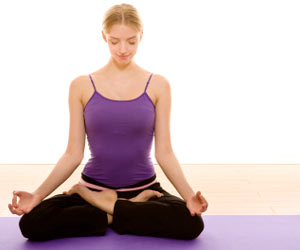 Yoga Menstruation - Asanas