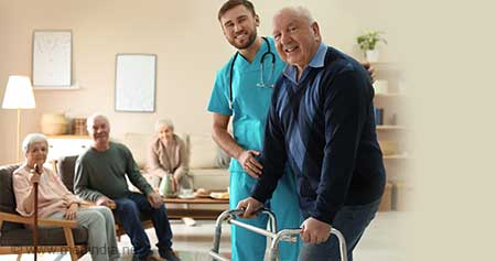 Parkinson`s Patients can Overcome Negative Thoughts and Fight Depression