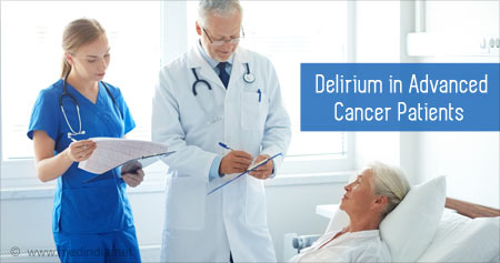 Delirium Goes Undetected in Advanced Cancer Patients