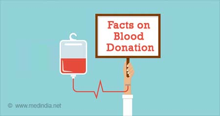 15 Interesting facts on Blood Donation