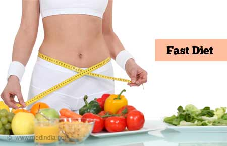 Fast Diet - An Efficient Weight Loss Method