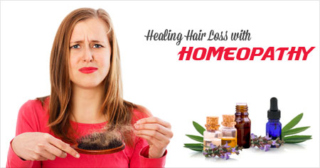 Healing Hair Loss with Homeopathy