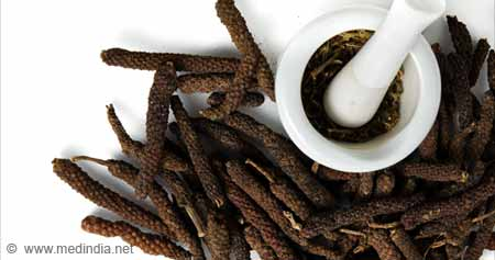 Health Benefits of Long Pepper