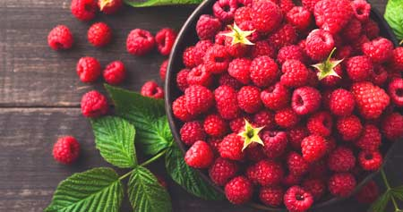 Top 7 Amazing Health Benefits of Raspberry