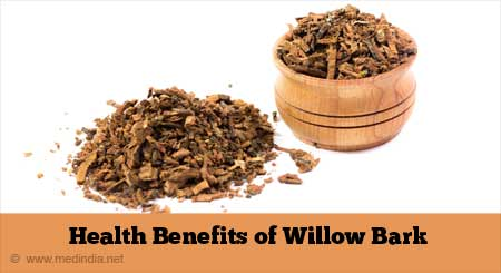 Health Benefits of Willow Bark
