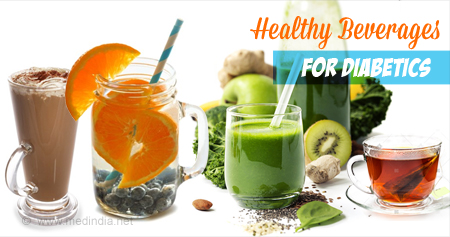 Top 12 Healthy Beverages for Diabetics